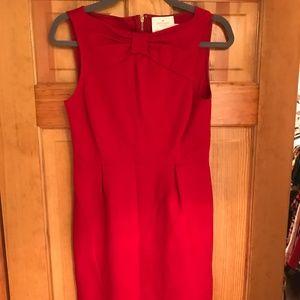 Kate Spade New York Bow Tie Sheath Dress